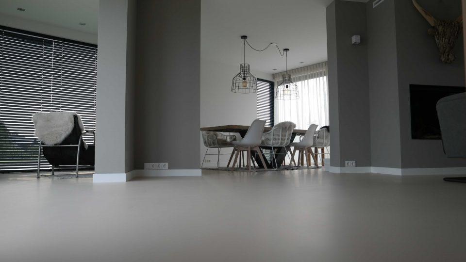 Gietvloer modern | Vanwinkelvloeren.nl