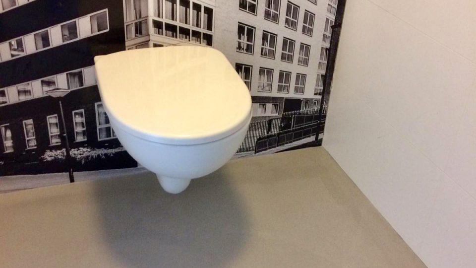 Betonflow cement gebonden gietvloer | Corné van Winkel