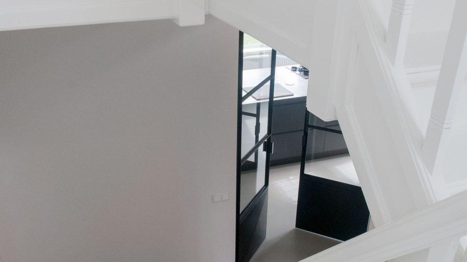 PU Gietvloer woonhuis | Corné van Winkel