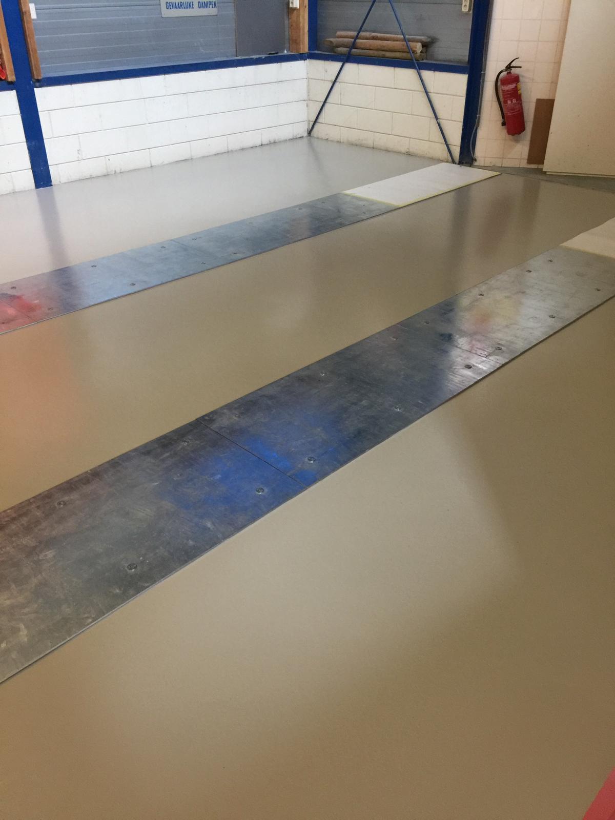 Garage vloer | Van Winkel