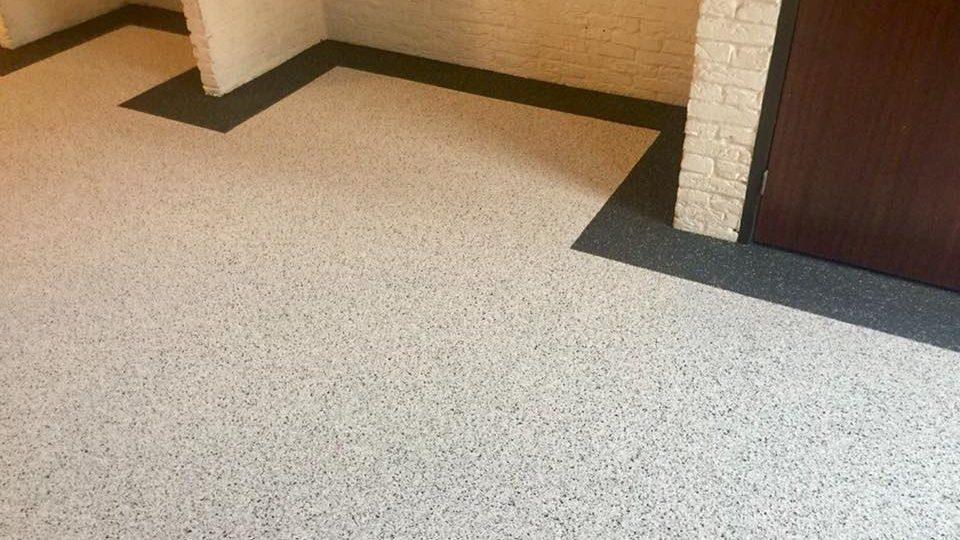 Grindvloer | Van Winkel vloeren
