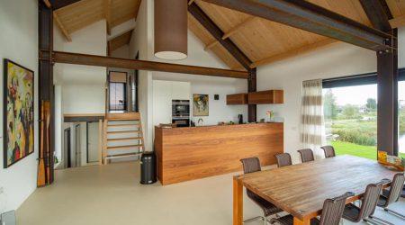PU Gietvloer woonruimte | Van Winkel vloeren