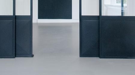 PU gietvloer woonhuis | Van Winkel vloeren